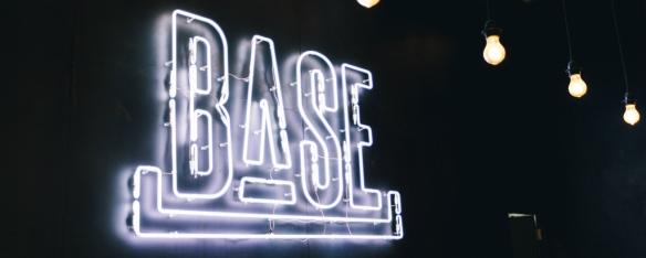 base neon banner BF