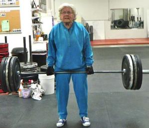 She deadlifts heavy, and you should too